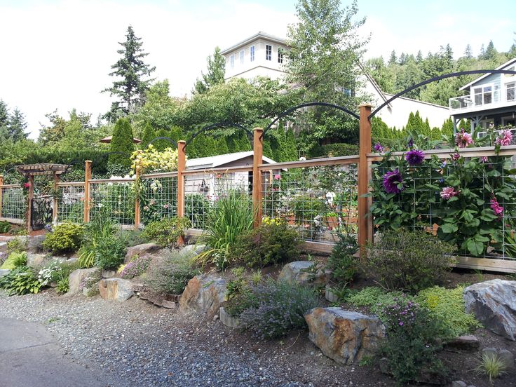deer fencing ideas, Garden idea